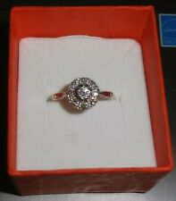 Antique 18k Gold Diamond Platinum Diamond Ring 18ct  18kt Engagement Anniversary