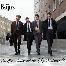 On Air: Live at the BBC, Vol. 2 [Box] by The Beatles (CD, Nov-2013, 2 Discs, Uni