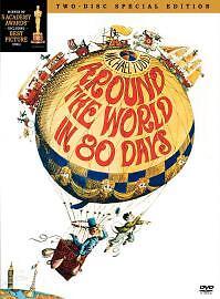 Around The World In Eighty Days (DVD, 2004, 2-Disc Set)