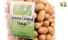 18oz Gourmet Style Bags of Delicious Original Japanese Peanuts [1 1/8 lb.]