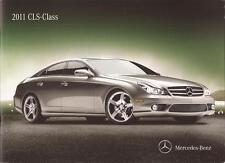 2011 11  Mercedes Benz CLS Class  Original  brochure