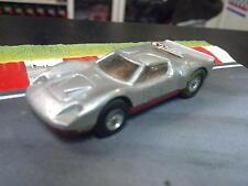 Speedy Ford GT40 #14 zilver / rood