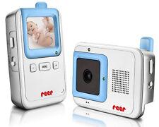 Babyfon Reer Apollo 8007++ Videophone Babyphone Hohe Reichweite VOX