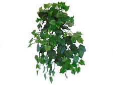 "PIGGYBACK Leaves Hanging Bush 25"" Artificial Silk Plant Greenery 8002"