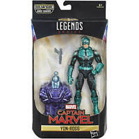 "MARVEL LEGENDS BAF (KREE SENTRY) SERIES 6"" ACTION FIGURE - Yon-Rogg **NEW**"