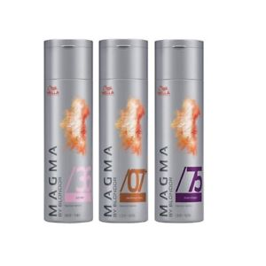Wella Magma By Blondor 120 G Hair Highlights Colour Streaks Coloration