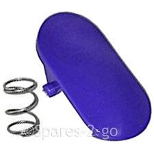 Tasto blu CICLONE a molla clip di cattura per Dyson dc34 Aspirapolvere senza fili dc35