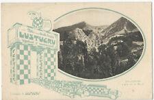 France - Dauphiné, Ligne de la Mure - Lustucru advertising postcard