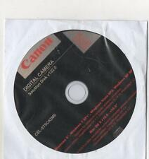 CD SOFTWARE - CANON DIGITAL CAMERA - SOLUTION DISK V132.0 - CEL-ST9CA2M0