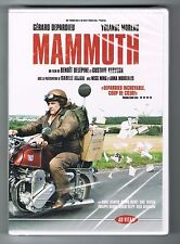MAMMUTH - DEPARDIEU & MOREAU - DÉLEPINE & KERVEN - DVD - NEUF NEW NEU