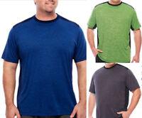 New Mens LT XLT 3XL 3XLT 4XLT t shirt wicking odor tall Foundry green black tee