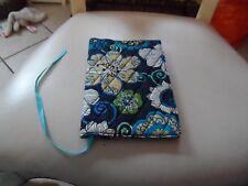 Vera Bradley book cover in Mod Floral Blue