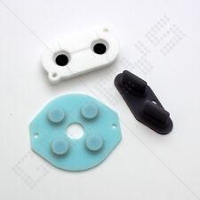 Nuevo Nintendo Game Boy Original/DMG-01 Clásico botones de silicona/goma conductora