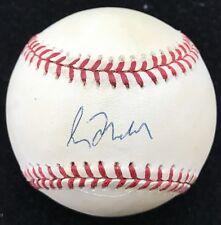 Greg Maddux Signed Braves 1995 World Series Baseball (JSA COA)