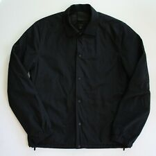 Men's COS Jacket, Navy, Lightly Quilted, Rain Jacket, Size Small
