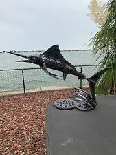 scrap metal art sculpture