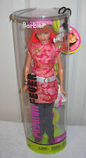 #541 RARE NRFB Mattel Fashion Fever Barbie w/Pink Hair