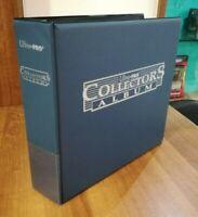 Ultra Pro Collectors Album Blue Raccoglitore Binder - MTG Magic Pokemon