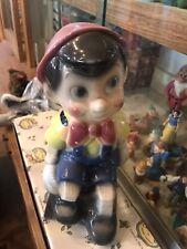 Pinocchio 8 Inch Figurine