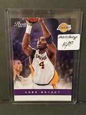 2012-13 Prestige #21 Kobe Bryant - LA Lakers
