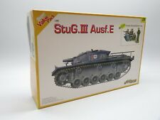 DRAGON 1/35 9106 STUG III AUSF.E model kit
