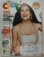 Cookie Magazine Salma Hayek & Uma Thurman Debra Messing May 2009 051815R