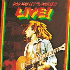 Bob Marley - Live! [New Vinyl Lp]