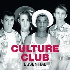 CULTURE CLUB-ESSENTIAL CD NEW