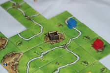 Castle Tokens for Carcassonne and other board games - solid wood!