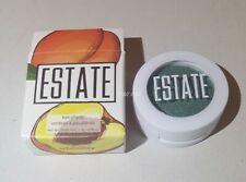 New Estate Cosmetics Eye Shade Schmoney Green Nib 0.06 Oz. Full Size