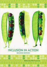 Inclusion in Action edited by Phil Foreman 2nd. Edition 9780170132930 LIKE NEW
