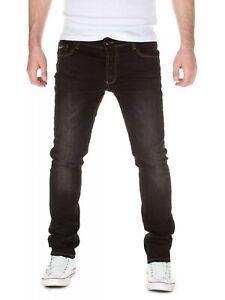 Yazubi Herren Slim Fit Jeanshos Strech Denim Hose Designer Jeans 182
