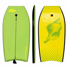 41'' Lightweight Super Bodyboard Surfing W/Leash IXPE Deck EPS Core Boarding