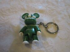 Toy2R Adidas Adicolor Green Key Chain Keychain 2.5 Inch