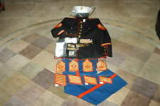 NEW US Marine Corps Dress Blue Uniform 48 Long ANY RANK ALL NWT