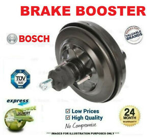 BOSCH BRAKE BOOSTER for FORD TRANSIT Box 2.2 TDCi [RWD] 2011-2014
