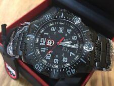 XS.4222 Luminox ANU (Authorized for Navy Use) Swiss Quartz SS Bracelet Watch