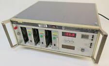 Wandel & Goltermann RE-25 White Noise Receiver 10 kHz 25 MHz Converter Plug-ins