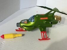 Dinky 351 SHADO UFO Interceptor with working gun and missile