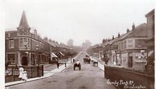 More details for sandy park road brislington rp old pc used 1912 ? harvey barton bristol