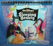 Walt Disney Masterpiece Sleeping Beauty Walt Disney Home Video Laser Disc Le