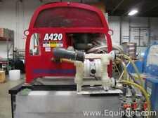 Us Centrifuge Model A420 Centrifuge and Dual Aqueous Recycling System