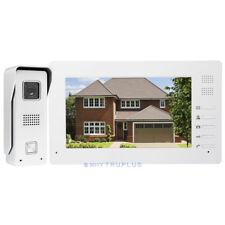 7'' TFT Video Smart Door Bell Phone with 700TV Line HD Camera & IR Night Vision