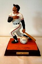 Sports Impressions Willie Mays 500 Home Run Club Figurine ;#1447 With COA & Box