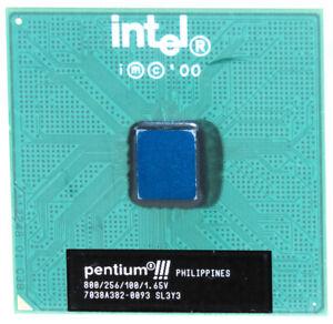 INTEL PENTIUM III SL3Y3 800MHz SOCKET 370
