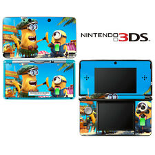 Vinyl Skin Decal Cover for Nintendo 3DS - Despicable Me Minions 3
