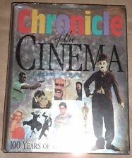 Chronicle of the Cinema 1995 Huge Book 100 Years of Movies! See!