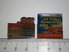 Pin Sammlung Schloss Diedersdorf Sommerfest Berlin Brandenburg BZ Zeitung