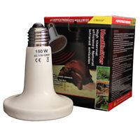 CHOIS 110V Ceramic Infrared Heat Emitter Lamp Light Bulb For Pet Reptile Brooder