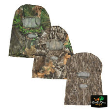 NEW BANDED GEAR FULL FACE MASK CAMO HOOD - DUCK TURKEY HUNTING - B1060001 -